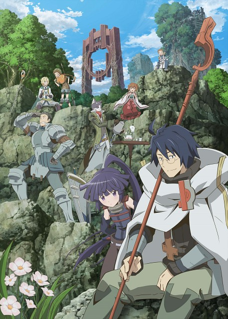 Satelight, Log Horizon, Touya (Log Horizon), Shiroe (Log Horizon), Nyanta (Log Horizon)