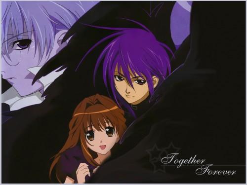 Yukiru Sugisaki, Xebec, D.N.Angel, Dark Mousy, Risa Harada Wallpaper