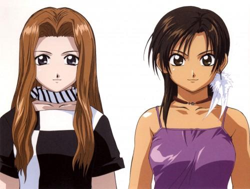 Kousuke Fujishima, Actas, eX-Driver, Lisa Sakakino, Lorna Endou