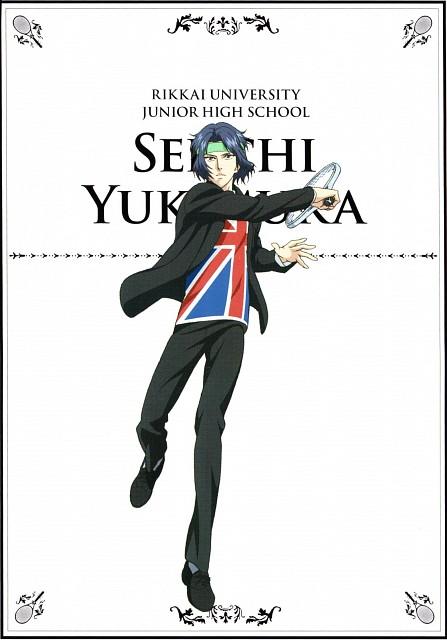 Production I.G, Prince of Tennis, Seiichi Yukimura