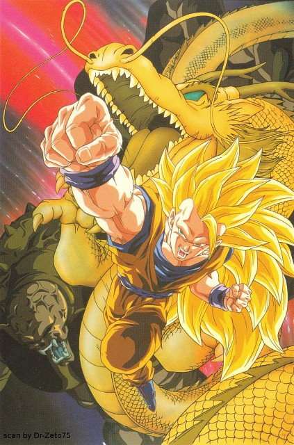 Akira Toriyama, Toei Animation, Dragon Ball, Super Saiyan Goku, Shenlong