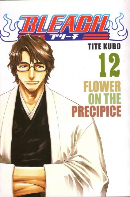 Kubo Tite, Bleach, Sousuke Aizen, Manga Cover