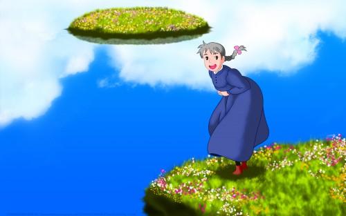 Studio Ghibli, Howl's Moving Castle, Sophie Hatter Wallpaper
