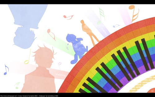 Nodame Cantabile, Megumi Noda, Shinichi Chiaki Wallpaper