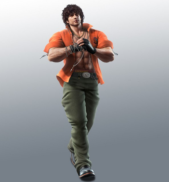 Namco, Tekken, Miguel Caballero Rojo