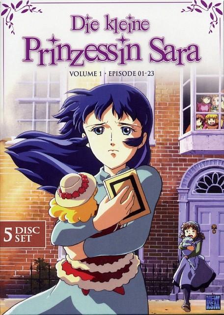 Aniplex, Nippon Animation, Princess Sarah, Becky (Princess Sarah), Sarah Crewe
