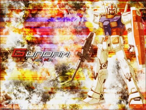 Sunrise (Studio), Mobile Suit Gundam - Universal Century Wallpaper