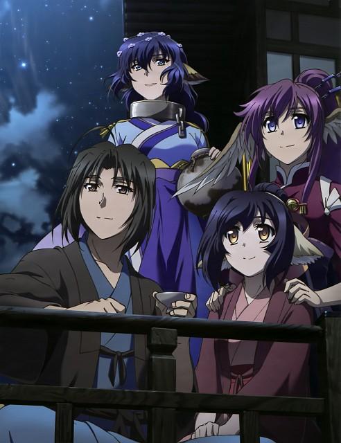 White Fox, Utawarerumono: Itsuwari no Kamen, Utawarerumono, Touka, Karura