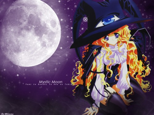 Studio Deen, Yami to Boushi to Hon no Tabibito, Lilith (YamiBou) Wallpaper