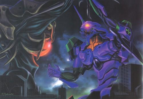 Yoshiyuki Sadamoto, Neon Genesis Evangelion, Unit-01