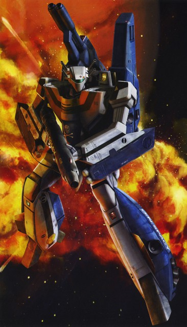 Tatsunoko Production, Bandai Visual, Macross, Robotech