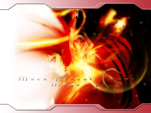 Toei Animation, Bishoujo Senshi Sailor Moon, Sailor Mars, Rei Hino Wallpaper