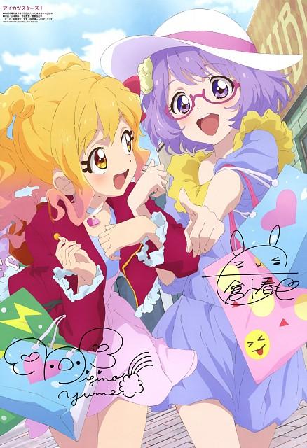 Bandai Namco Pictures, Sunrise (Studio), Aikatsu Stars!, Aikatsu!, Yume Nijino