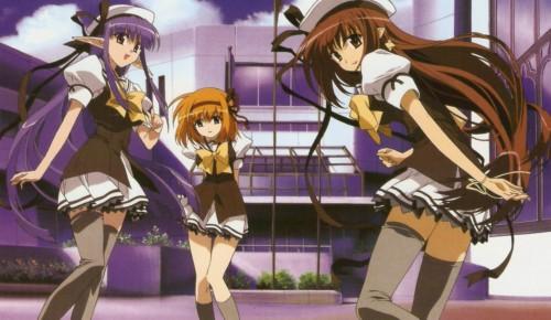 Shuffle!, Lisianthus Eustoma, Kaede Fuyou, Nerine