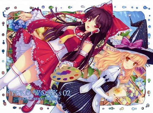 Sayori, NEKO WORKs, NEKO WORKs 02 feat. Touhou Project, Touhou, Marisa Kirisame