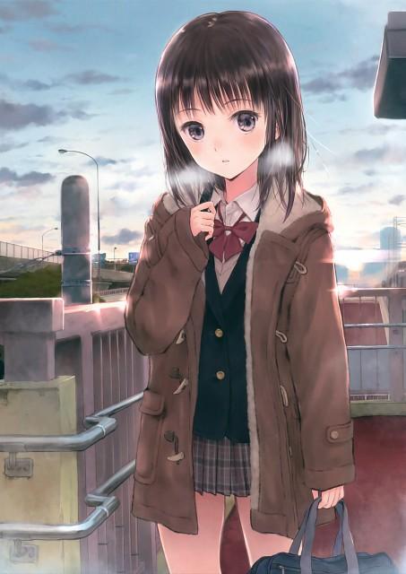 Hidetoshi Fujita, Yuki no You ni Shiroku, Comic Market, Comic Market 89, Doujinshi