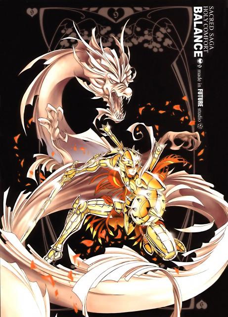Future Studio, Toei Animation, Saint Seiya, Sacred Saga, Libra Dohko