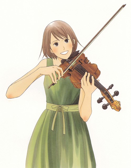Tomoko Ninomiya, Nodame Cantabile, Nodame Cantabile Illustrations, Nodame Cantabile CD Selection Book 3, Megumi Noda