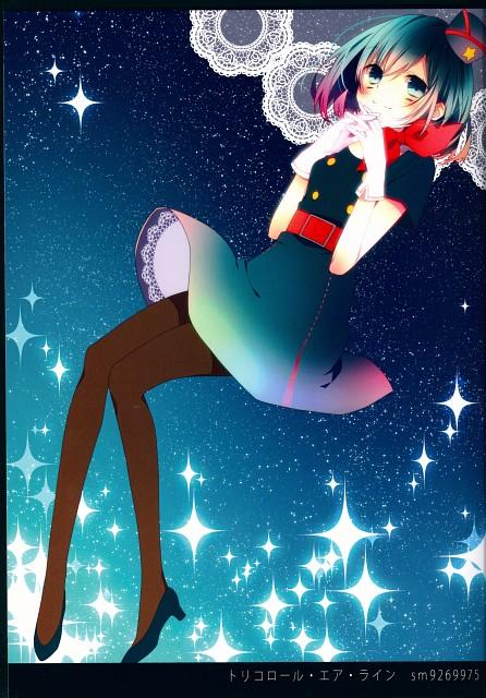 Naoto (Mangaka), Love Costume, Vocaloid, Gumi, Doujinshi