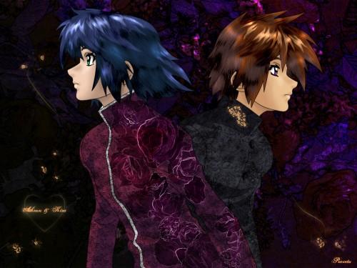 Hisashi Hirai, Sunrise (Studio), Mobile Suit Gundam SEED, Kira Yamato, Athrun Zala Wallpaper