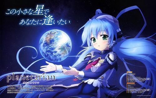 Hitomi Takechi, Key (Studio), Planetarian, Yumemi Hoshino, Dengeki G's Magazine