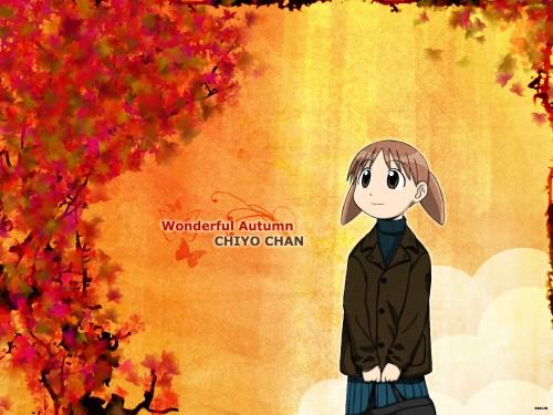 Kiyohiko Azuma, J.C. Staff, Azumanga Daioh, Chiyo Mihama Wallpaper