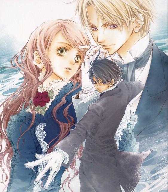 Asako Takaboshi, Artland, Earl and Fairy, Raven (Earl and Fairy), Lydia Carlton