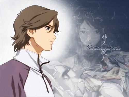 BONES, RahXephon, Reika Mishima, Ayato Kamina Wallpaper