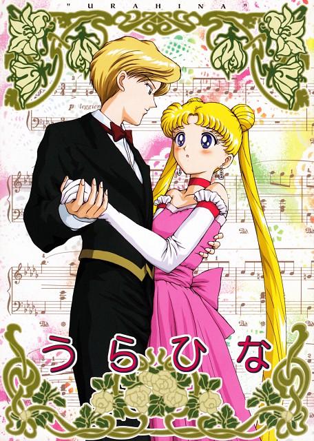 Hino Ryutaro, Bishoujo Senshi Sailor Moon, Usagi Tsukino, Haruka Tenoh, Doujinshi Cover