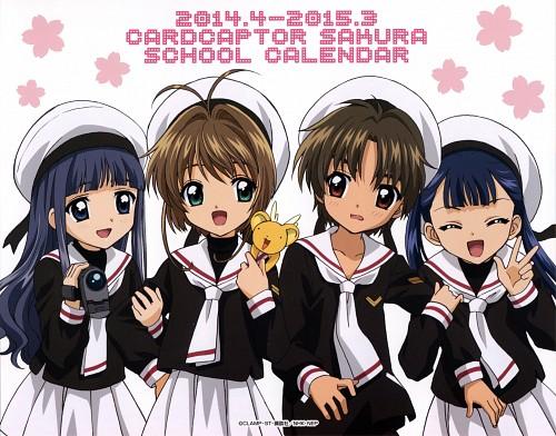 CLAMP, Madhouse, Cardcaptor Sakura, Syaoran Li, Sakura Kinomoto