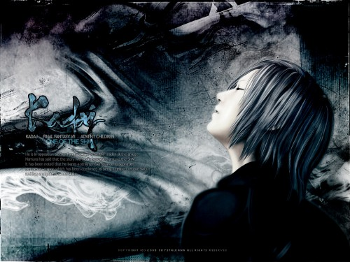Square Enix, Final Fantasy VII: Advent Children, Kadaj Wallpaper