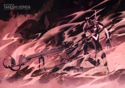 Khara, Neon Genesis Evangelion, Unit-01, Unit-00