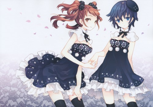 Tearfish, H2SO4 x Tearfish Stardrops (vol.1), Shin Megami Tensei: Persona 4, Naoto Shirogane, Rise Kujikawa