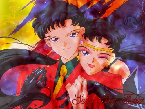 Toei Animation, Bishoujo Senshi Sailor Moon, Sailor Star Fighter, Seiya Kou Wallpaper