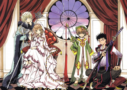 CLAMP, Bee Train, Tsubasa Reservoir Chronicle, Album de Reproductions 2, Fay D. Flourite