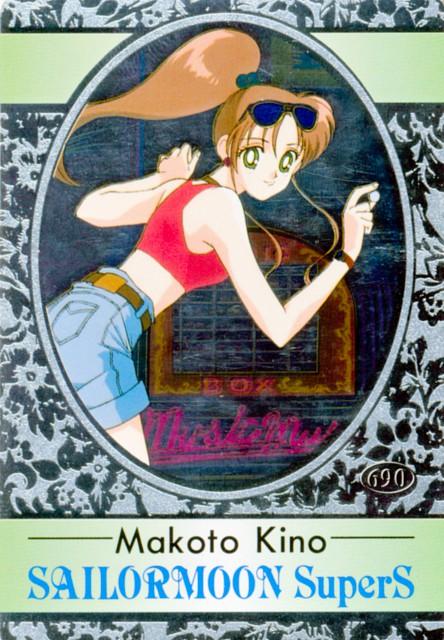 Toei Animation, Bishoujo Senshi Sailor Moon, Makoto Kino
