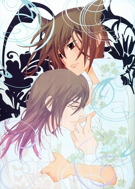 Yun Kouga, J.C. Staff, Loveless, Summer Moon (Artbook), Soubi Agatsuma