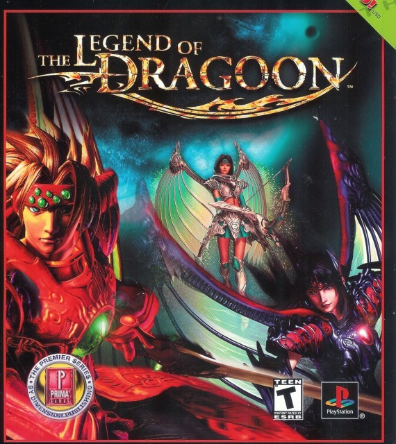 Sony Computer Entertainment Inc, Legend of Dragoon
