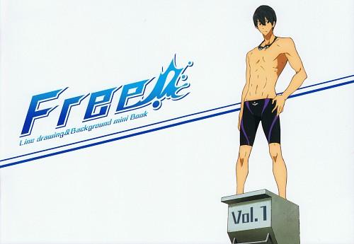 Hiroshi Karata, Kyoto Animation, Free!, Haruka Nanase (Free!), DVD Cover