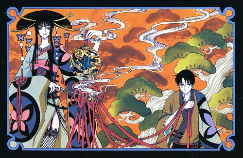 CLAMP, Production I.G, xxxHOLiC, xxxHOLiC Kocho no Yume, Kimihiro Watanuki
