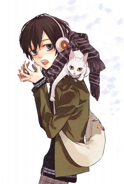 Yuuki Kamatani, Square Enix, Nabari no Ou, Miharu Rokujou, Shijima Kurookano