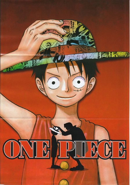 Eiichiro Oda, Toei Animation, One Piece, Shanks, Monkey D. Luffy