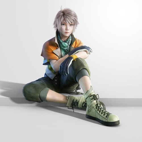Square Enix, Final Fantasy XIII, Hope Estheim