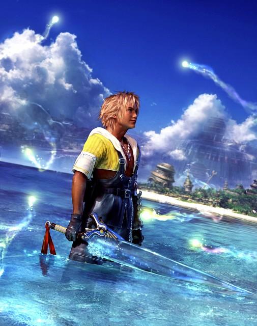 Square Enix, Final Fantasy X - Visual Arts Collection, Final Fantasy X, Tidus
