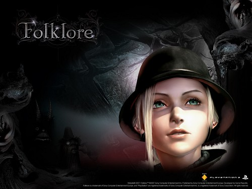 Folklore, Ellen, Official Wallpaper