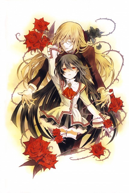 Jun Mochizuki, Crimson Shell, Pandora Hearts ~odds and ends~, Wilhelm, Claudia