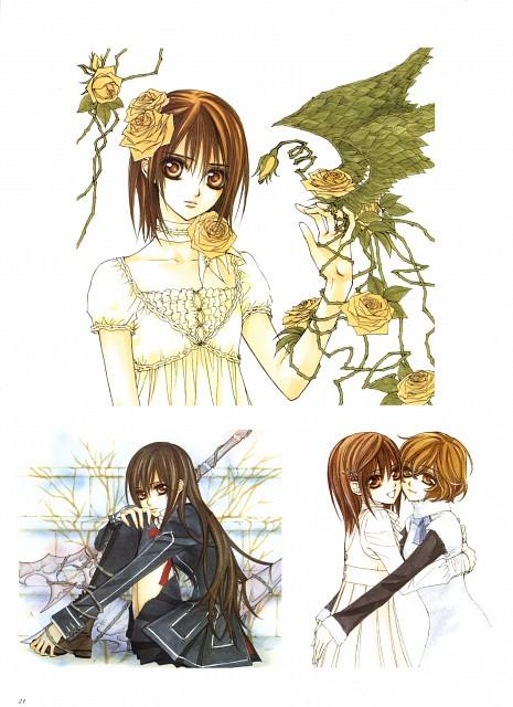 Matsuri Hino, Vampire Knight, Hino Matsuri Illustrations: Vampire Knight, Sayori Wakaba, Yuuki Cross