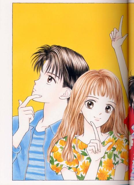 Wataru Yoshizumi, Toei Animation, Marmalade Boy, Ginta Suoh, Meiko Akizuki