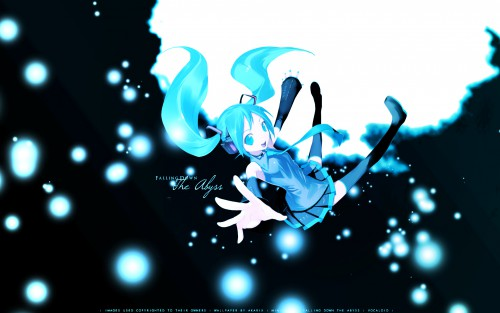 Vocaloid, Miku Hatsune Wallpaper