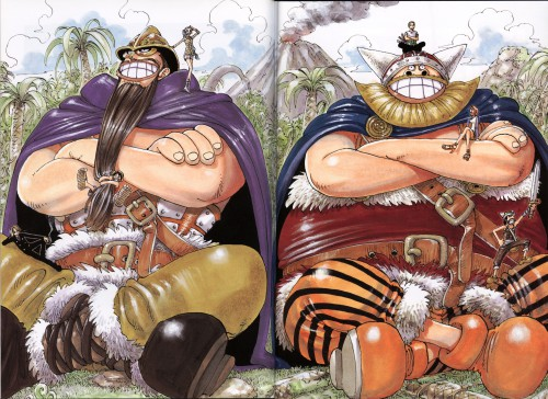 Eiichiro Oda, Toei Animation, One Piece, Color Walk 2, Nefeltari Vivi